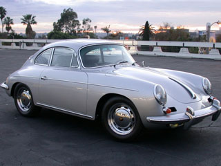 Porsche 356C Carrera 2 Coupe