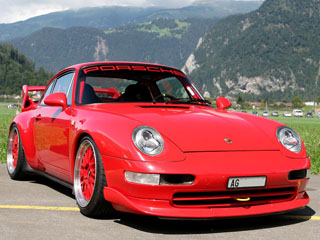 Porsche 911 Carrera RS 3.8 Coupe